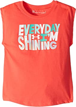d86ddf0b8 Girls Under Armour Kids Shirts   Tops + FREE SHIPPING