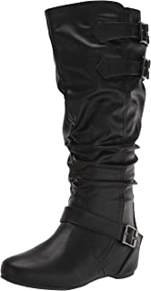 Journee Collection Tiffany Boot - Extra Wide Calf womens Mid Calf Boots