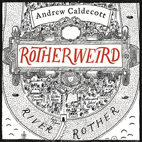 Rotherweird audiobook cover art