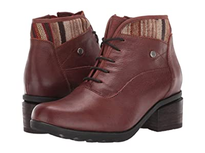 Wolky Stratton (Bordo) Women