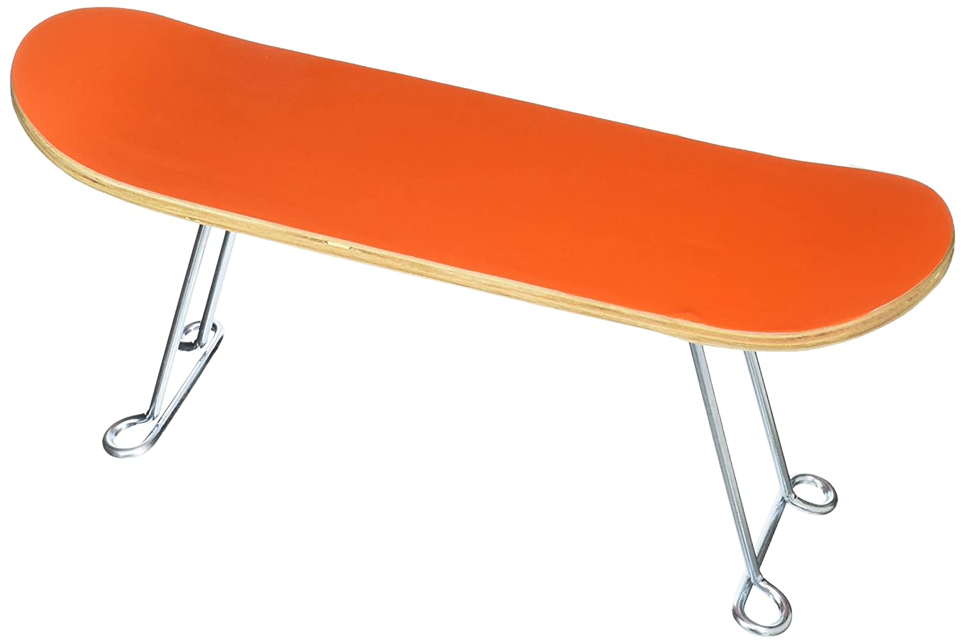 日帰り旅行に十分願うJRS(ジェイアールエス) ミニ スケートボードテーブル Orange