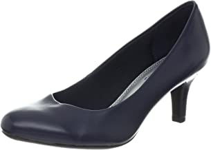 Best navy blue mid heel shoes Reviews