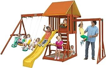 Best big backyard cedarbrook swing set Reviews