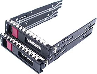 3.5インチ LFF SAS SATA ドライブトレイキャディ ホットスワップ 797520-001 797519-001 HP Apollo 4200 4510 1650 ProLiant ML350 ML110 DL325 G10 Gen1...