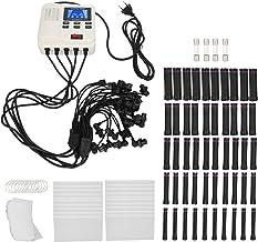 Digitale haarpermanentmachine, instelbare temperatuur LCD-scherm PTC-verwarming(110~240V, European standard)