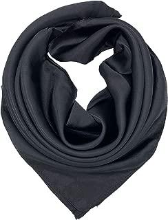 blank silk scarves