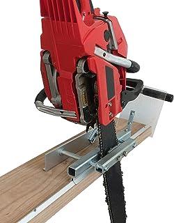 Vertical Mini Chainsaw Edging Mill Milling Attachment Slabbing Ripping Sawmill