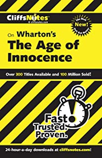 Wharton's The Age of Innocence (Cliffs Notes)