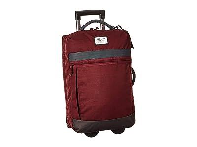 Burton Overnighter Roller (Port Royal Slub) Bags