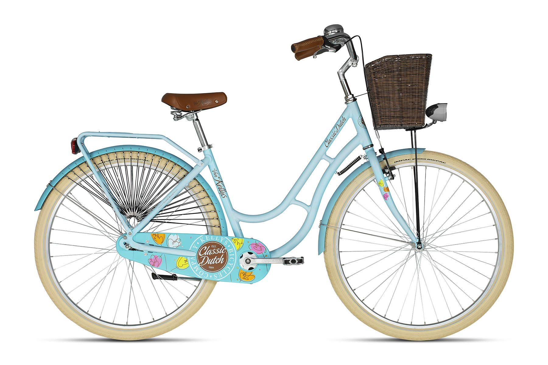 Kellys Classic Dutch City Bike 2020 - Bicicleta Holandesa, Color ...
