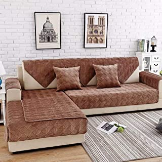 Best Couch Covers For Sectional With Chaise of 2019 - Top ...