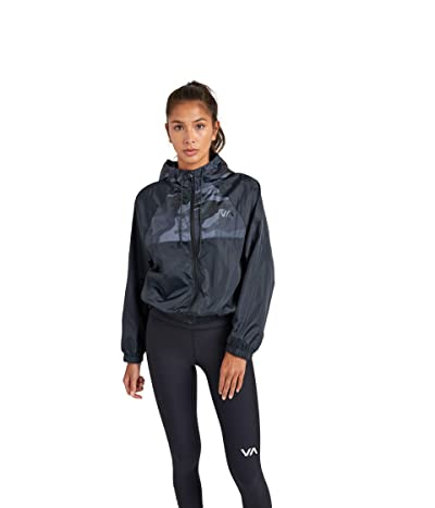RVCA Rise Up Jacket (Camo) Women