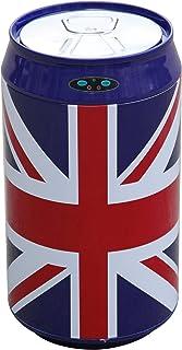 KITCHEN MOVE - Cubo de Basura de Cocina con Sensor automático (Acero Inoxidable, 30 l, 30 cm diámetro x 54 cm Altura)