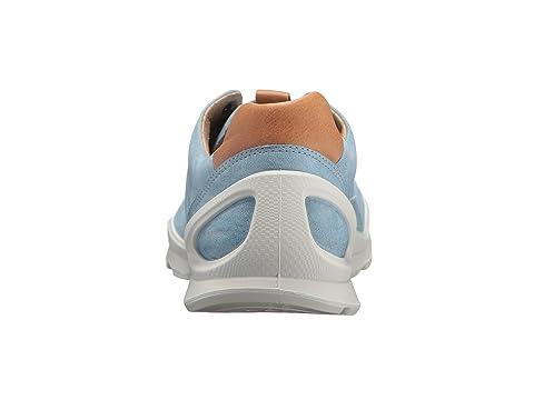 Street Biom cuero Indigo de Sneaker 3 novillas ECCO qR5wHUnH