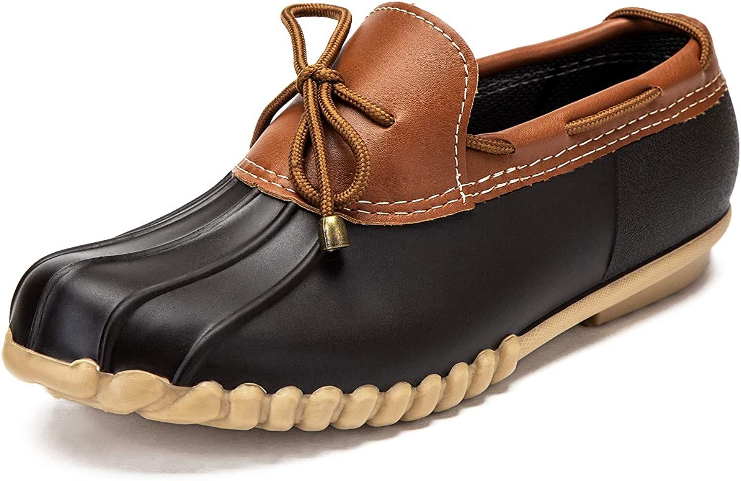 DKSUKO We OFFer at cheap prices Women's Waterpoof Loafer Shoes Flat Duck Max 84% OFF Slip On