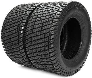 MILLION PARTS 2 23x10.50x12 Turf Tires Lawn & Garden Mower Tractor Cart Tire P332-23x10.50-12