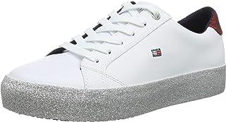 Tommy Hilfiger Corporate Crystal Dress Sneaker Women's Women Sneakers
