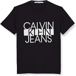 Calvin Klein Ckj Colorblock Stripe tee Camisa para Hombre