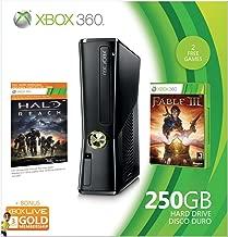 Xbox 360 250GB Holiday Value Bundle (OLD MODEL)