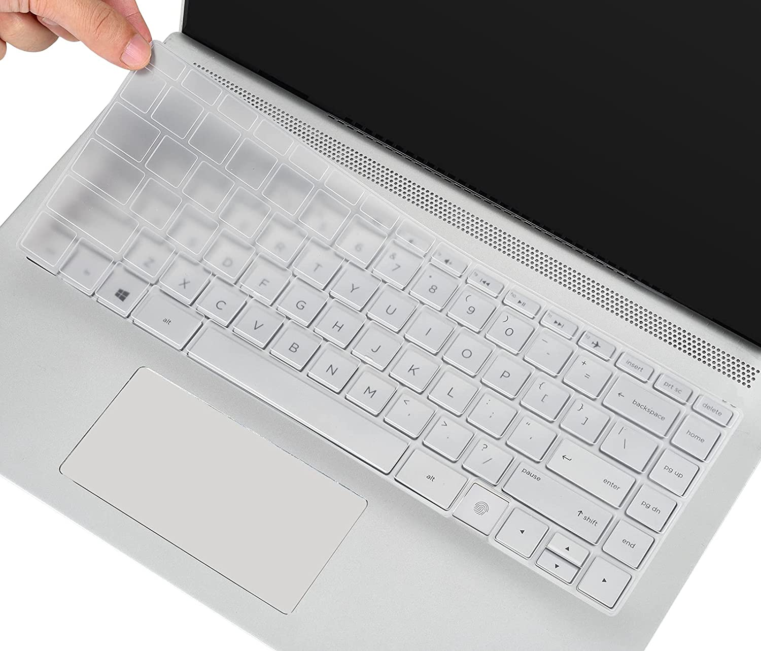 Keyboard Cover for 2021 HP Sale price Sale special price Envy Laptop with Finge inch 13.3 X360