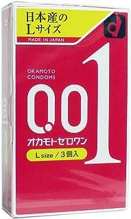 オカモトゼロワンLサイズ × 144個セット