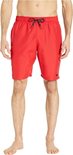 "9"" Perforated Diverge Volley Shorts"