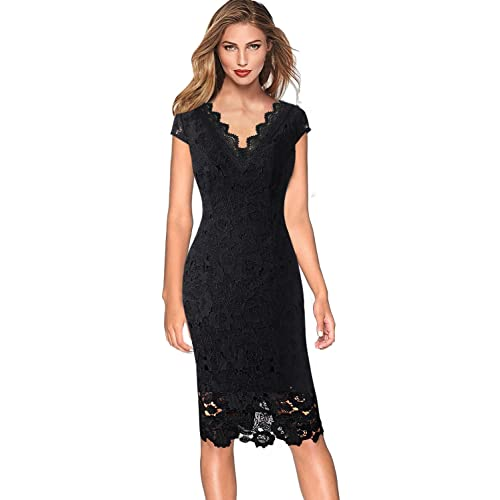Women's Black Semi Formal Dresses: Amazon.