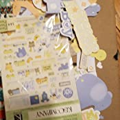 K/&Company Baby Boy Diecuts Limited Edition