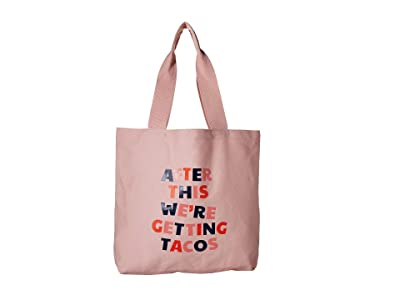 ban.do Big Canvas Tote (After This We
