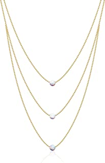 Best real fire opal necklace Reviews