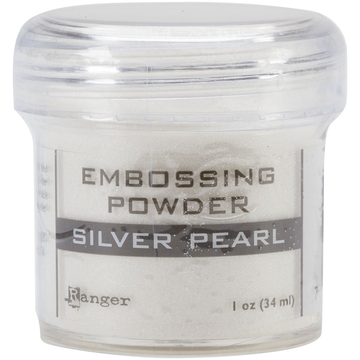 Ranger Embossing Powder 1 Ounce Silver