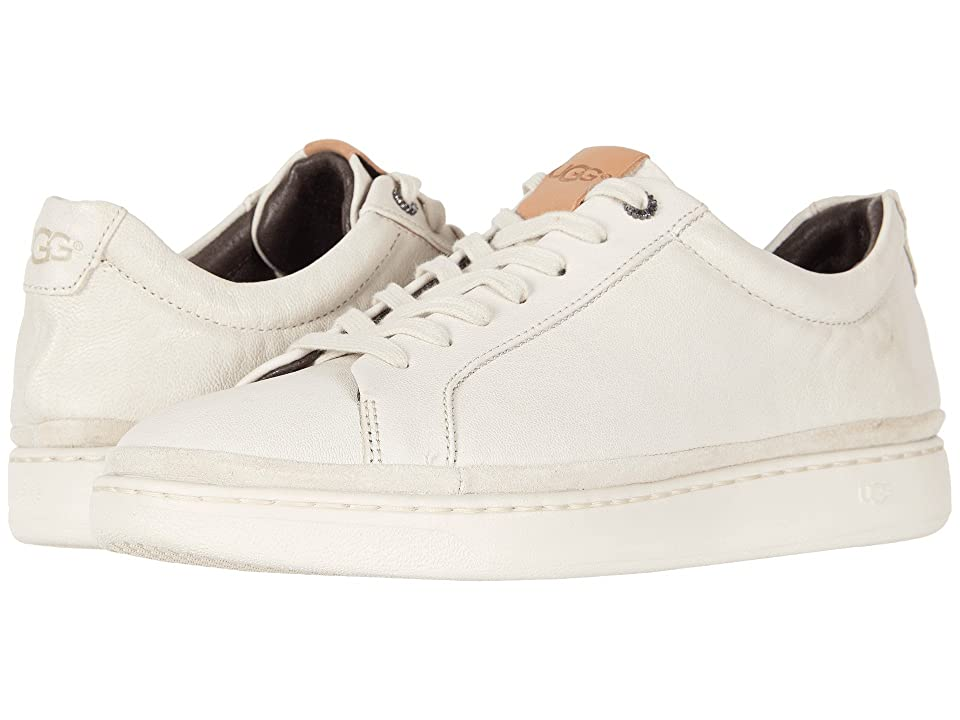 UGG Cali Sneaker Low (Parchment Leather) Men