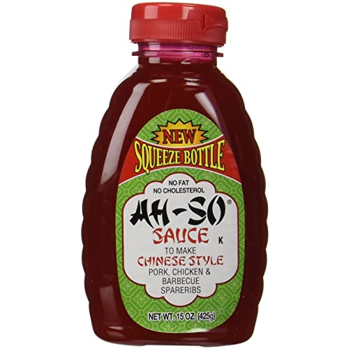 Ah-So Chinese Style Sauce, 15oz - 4 Unit Pack