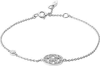 Fossil aux femmes argent sterling N'est pas applicable applicable Bracelets - JFS00525040