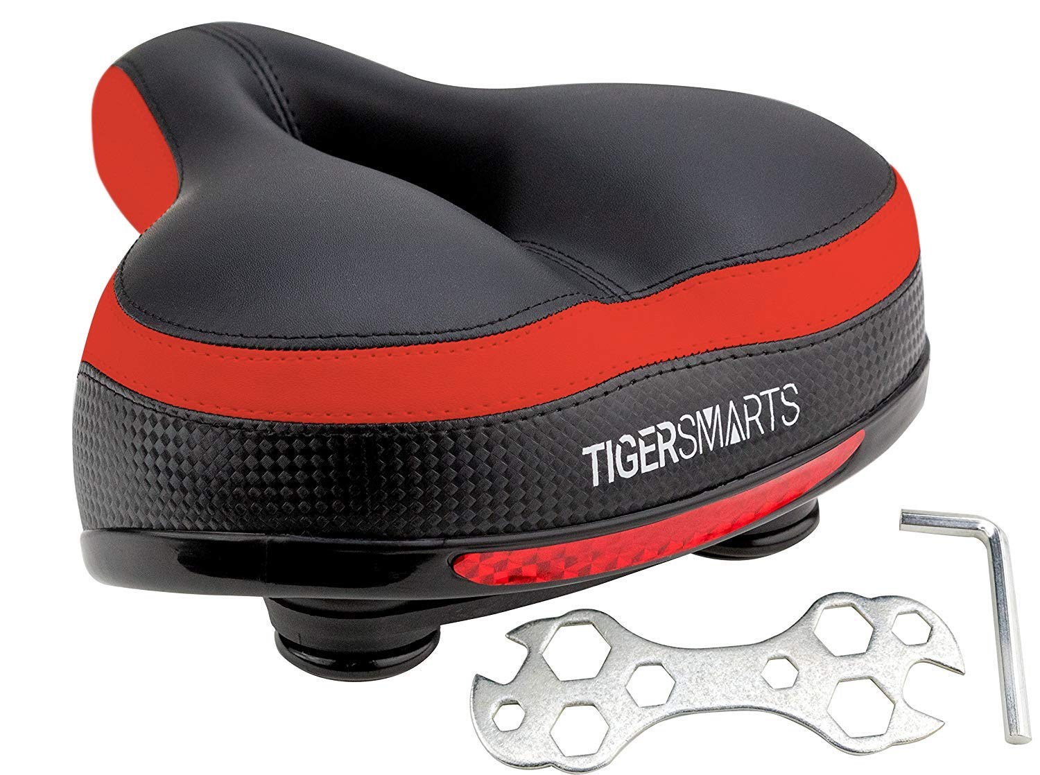TIGERSMARTS Replacement Comfortable Absorbing Bikes Improves