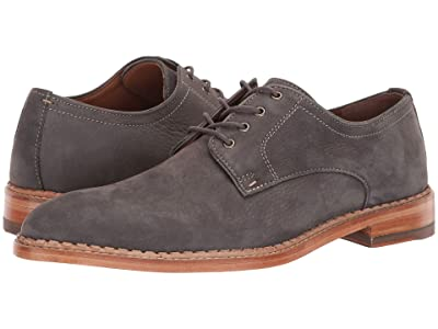 J&M EST. 1850 Chambliss Plain Toe (Gray) Men