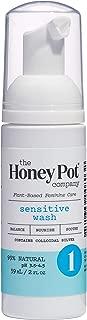 The Honey Pot Company Sensitive Feminine Wash-Herbal-2oz