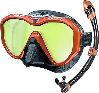 Best dry dive snorkel mask Reviews
