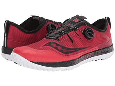 Saucony Switchback ISO (Red/Black) Men