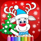 Coloring book created for any age boys and girls, men and women Good for relaxing and creativity development New free image every day Amazing animated glitter effect Contains more than 100 coloring pages of Santa, Christmas tree, gifts etc. Extremely...