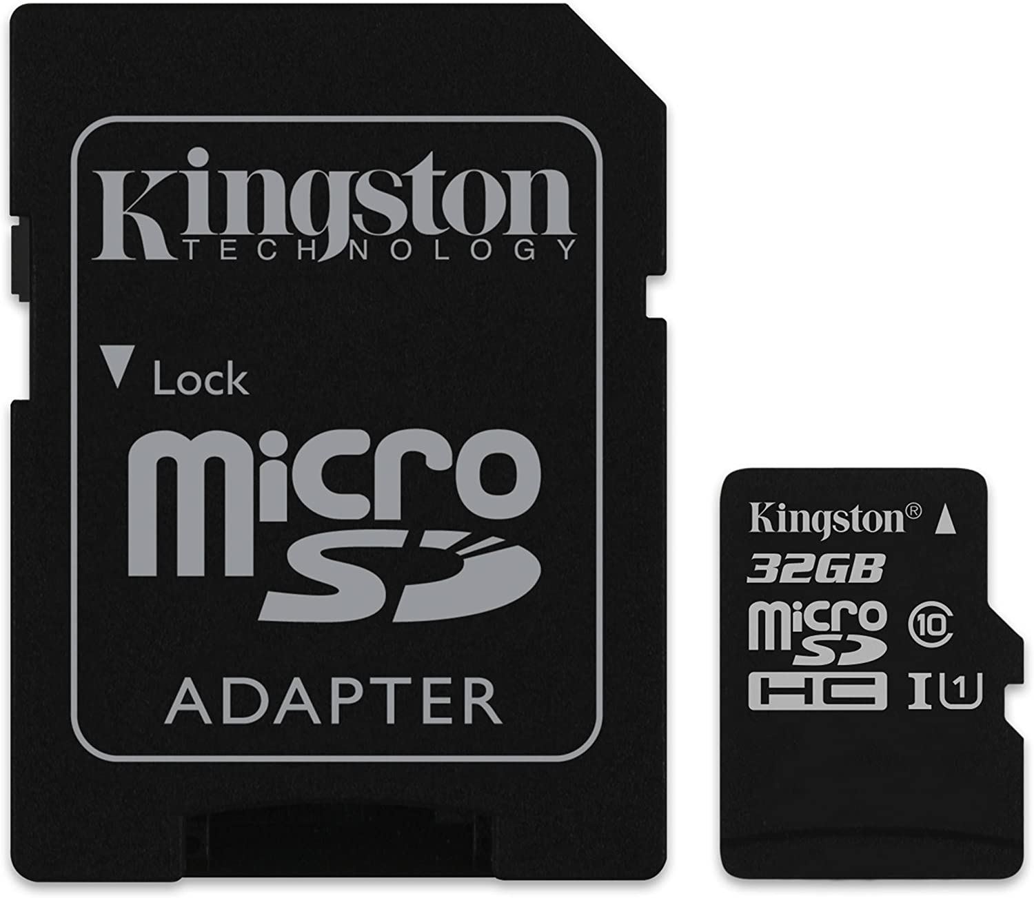 Kingston Sdc10g2 16gb Flash Memory Card 16 Gb Uhs Computers Accessories