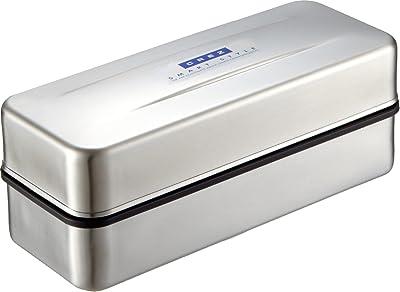 アスベル ランチボックス2段バッグ付 「クレズ」 SS-T870