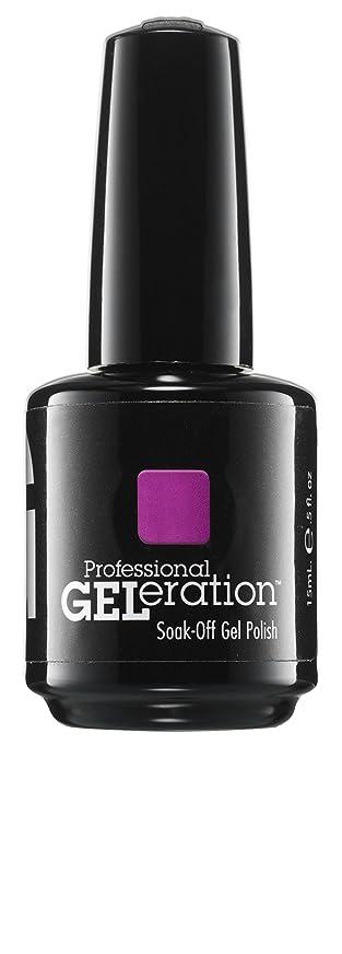 いいね不注意恥ずかしさJessica GELeration - Purple Party - 15ml / 0.5oz