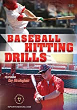 Baseball Hitting Drills Tips from NCAA College Coach Ray Birmingham