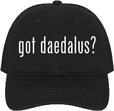 The Town Butler got Daedalus? - A Nice Comfortable Adjustable Dad Hat Cap