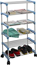 Parasnath Smart Shoe Rack with 6 Shelves/ 6 Layer Shoes Stand Made in India