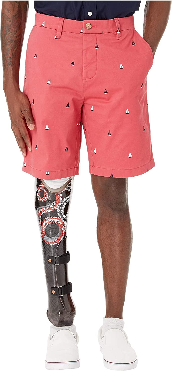 Tommy Hilfiger San Diego Mall Men's Adaptive specialty shop Short with an Velcro Brand Closure