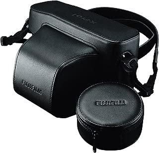 Fujifilm BLC-XM-BK Demi-/étui Cuir Inf/érieur Noir