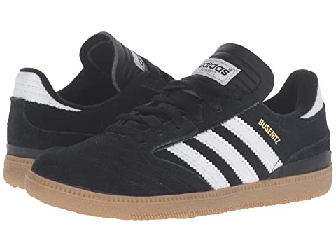 657ea47ca3 adidas Skateboarding Busenitz Pro J (Little Kid Big Kid) at Zappos.com