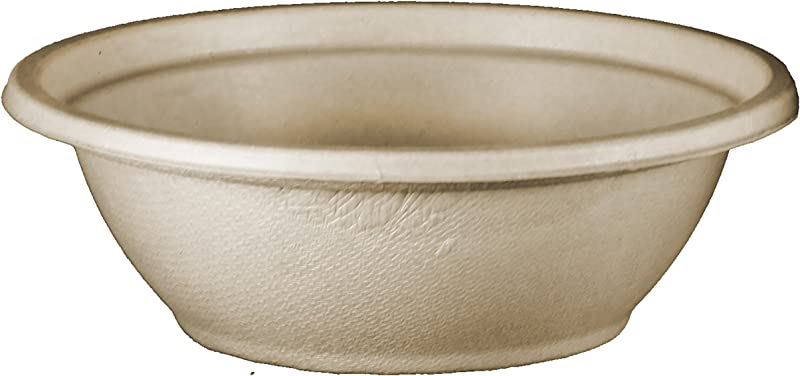 World Centric S 100 Biodegradable 100 Compostable 24 Ounce Plant Fiber Bowls Package Of 250